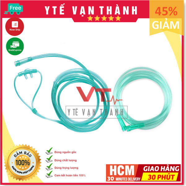 ✅ Dây Oxy 1 Nhánh - 2 Nhánh (Oxi): GreetMed - [Y Tế Vạn Thành] - Mã SP: VT0203 cao cấp
