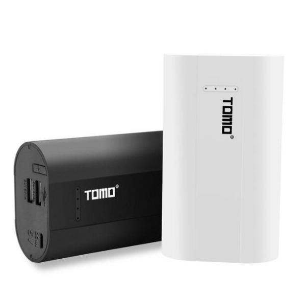Box Sạc Pin 26650 Tomo (Chưa pin)