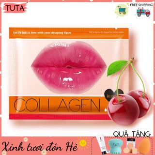 Mặt nạ môi Collagen Images dưỡng môi căng bóng hồng hào Mask môi GM-MN-M thumbnail