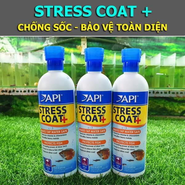 Dung dịch Stress Coat ?? Chống Sốc Cho Cá - Bán Chiết Lẻ