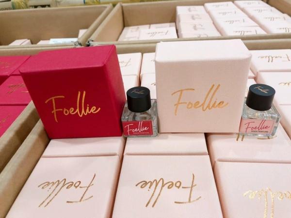 Nước Hoa Vùng Kín Follie Inner Perfume 5ml