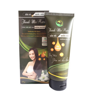 Dầu xả Thanh Mộc Hương mượt tóc, bổ sung keratin phục hồi tóc hư tổn 200g thumbnail