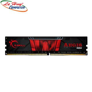 RAM GSKILL AEGIS 16GB DDR4 Bus 3000 F4-3000C16S-16GISB thumbnail