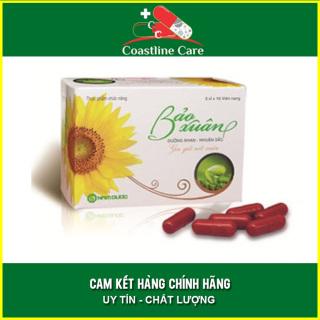 Bảo Xuân Gold Dảnh Cho Phụ Nữ 30 Đến 50 , Hộp 30 Viên , Coastlinecare Pharmacy thumbnail