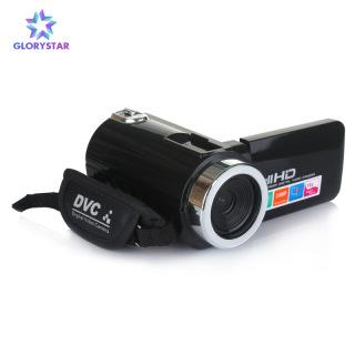 Máy quay video 4K HD chuyên nghiệp nhìn ban đêm màn hình cảm ứng LCD 3.0 inch, máy quay kỹ thuật số 18x có micro - INTL thumbnail