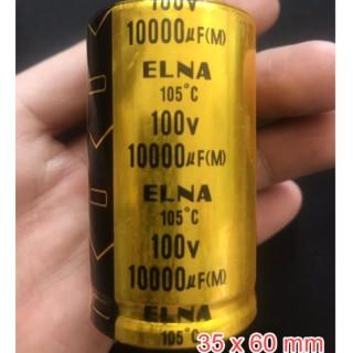 Tụ Audio ELNA 10000uf 100V 15000UF 100V chất lượng cao thumbnail