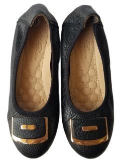 Giày Búp Bê Nữ Da Bò BIGBEN BB43 thumbnail