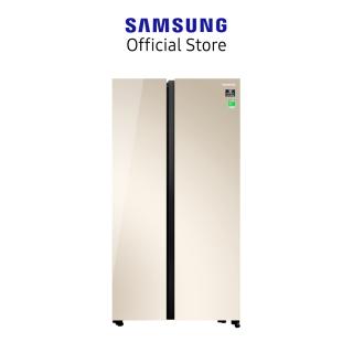 RS62R50014G/SV - Tủ lạnh Samsung Inverter 647 lít RS62R50014G/SV