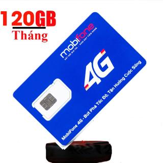 SIM 4G Mobifone 120GB Tháng Miễn Phí Gọi Nội Mạng Và 50 Phút Gọi Ngoại Mạng C120 thumbnail