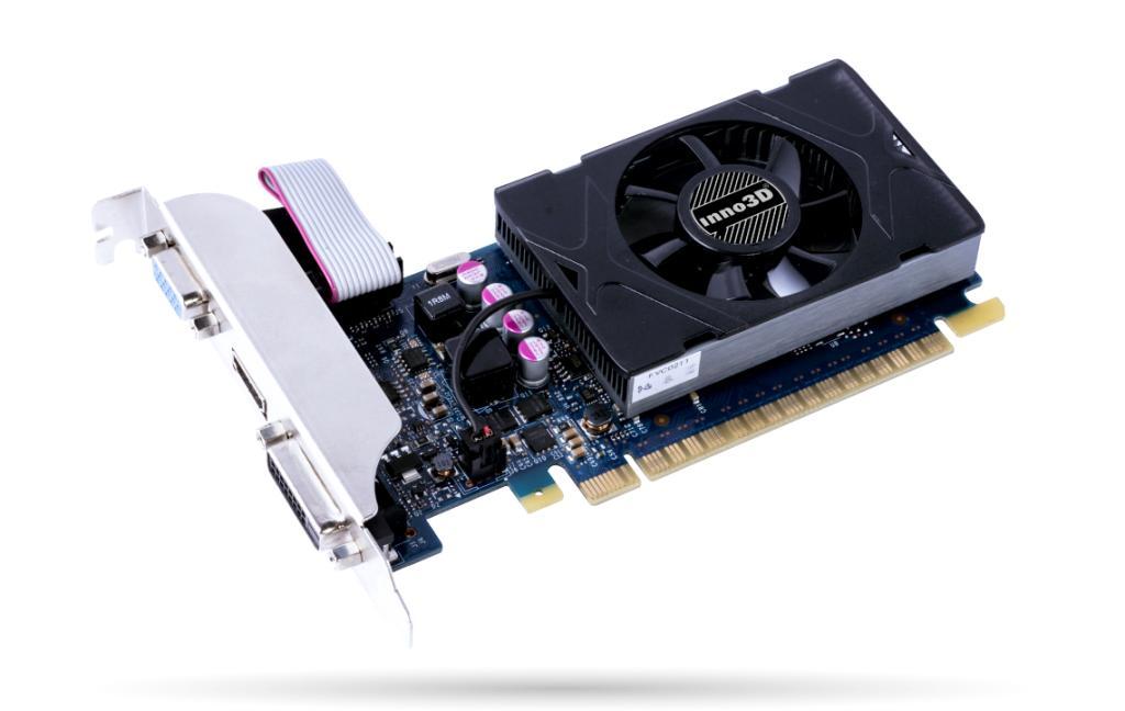 Card Màn Hình - VGA INNO3D GT 730 1GB DDR5