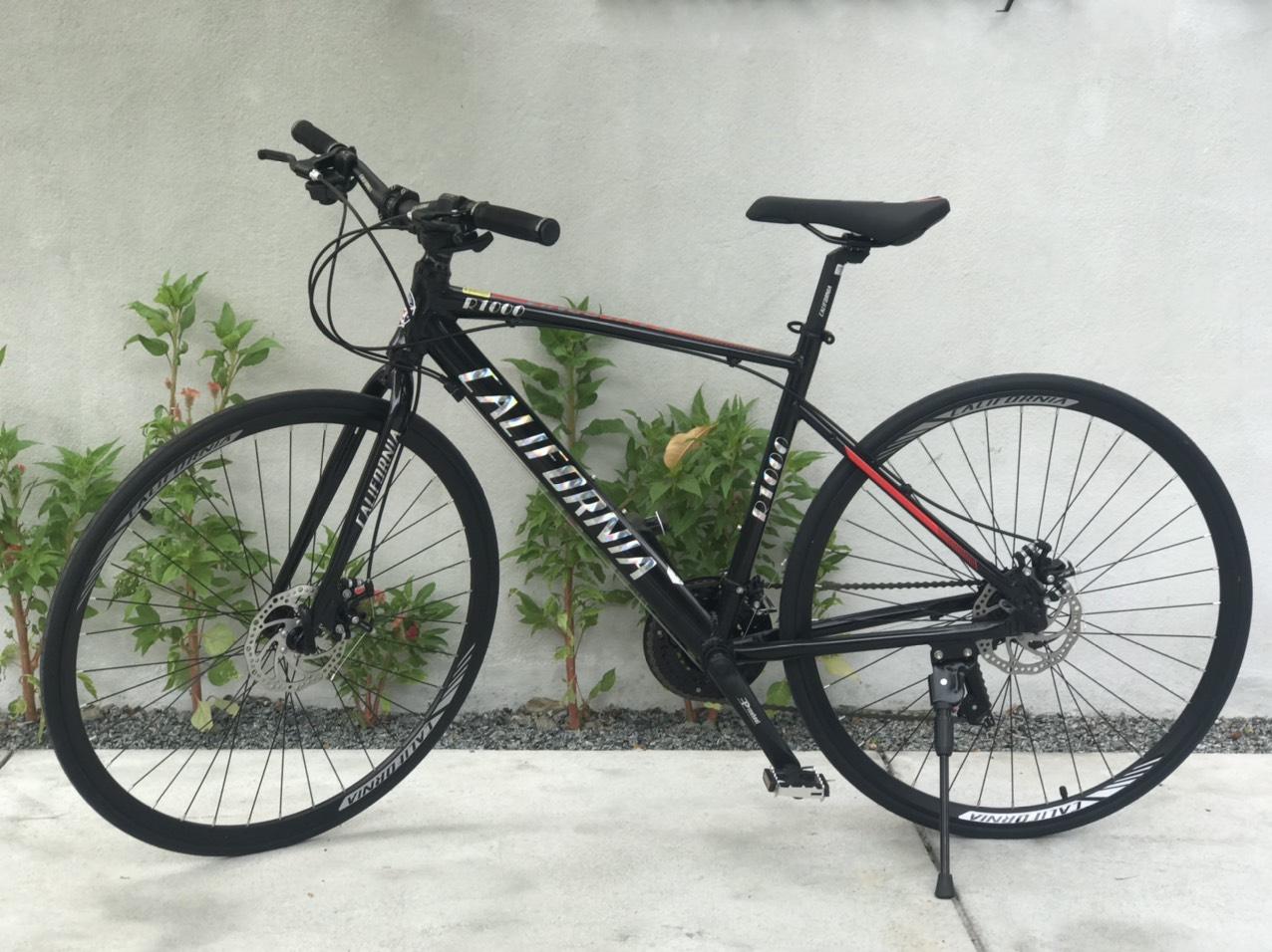 Xe đạp dòng touring california r1000