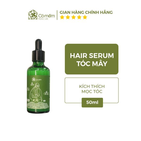 Hair Serum Tóc Mây Cao Cấp Dưỡng Tóc Mềm Mại Kích Thích Mọc Tóc Giúp Tóc Chắc Khỏe Cỏ Mềm 50ml giá rẻ