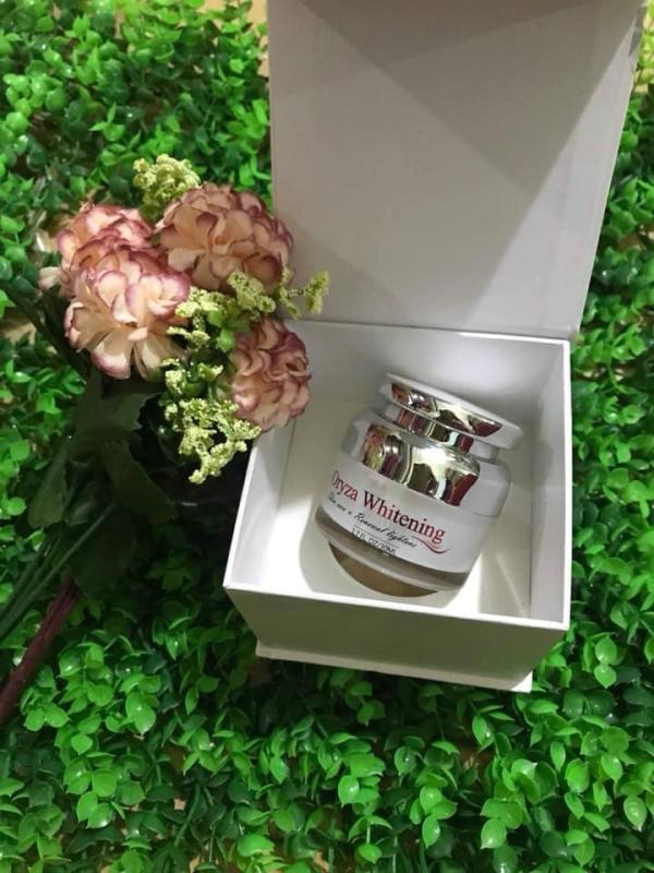 Oryza Whitening (Day/Night Cream) cao cấp