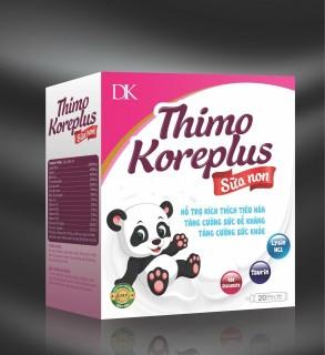 Ống uống Thimo Koreplus, bổ sung Lysin hydroclorid 8000mg Giúp tăng cường hệ miễn dịch ,Bôi bổ sức khỏe, giúp ăn ngon miệng- Hộp 20 ống siro ngọt nhẹ dễ uống thumbnail