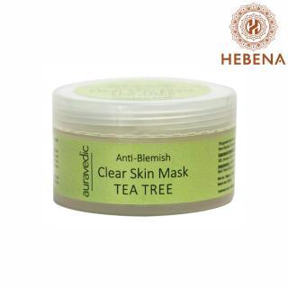 Mặt nạ neem giảm mụn Auravedic Anti Blemish Clear Skin Mask - hebenastore thumbnail