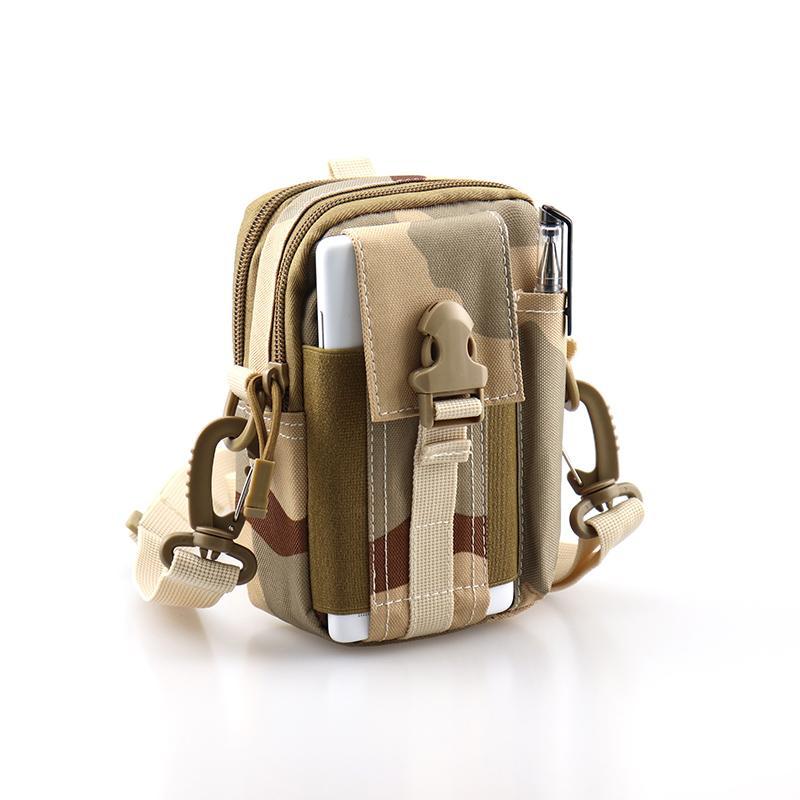 Pouch Running Bag Multi-function Bag Mobile Phone Bag Waist Packs Sports Bag
