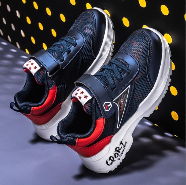 Giày thể thao thơm bé trai cao cấp 4 - 14 tuổi siêu nhẹ chống hôi chân - TT93 giá rẻ