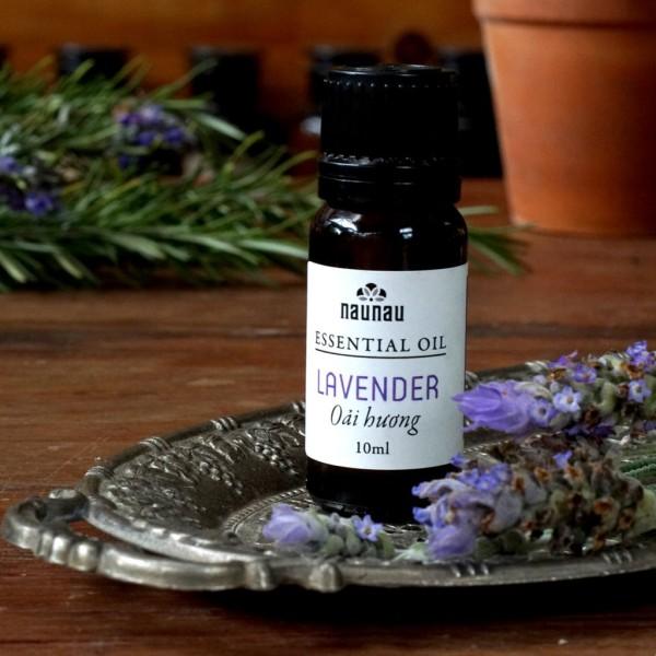 Tinh dầu Lavender (oải hương)