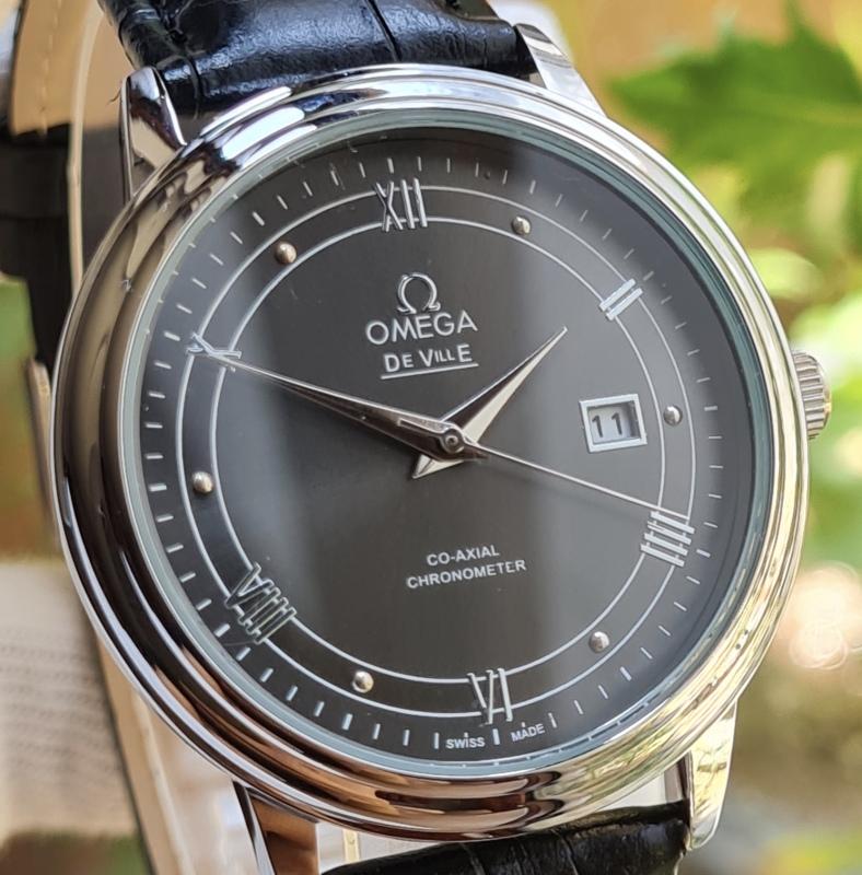 Đồng hồ nam 40mm kim trôi bán chạy