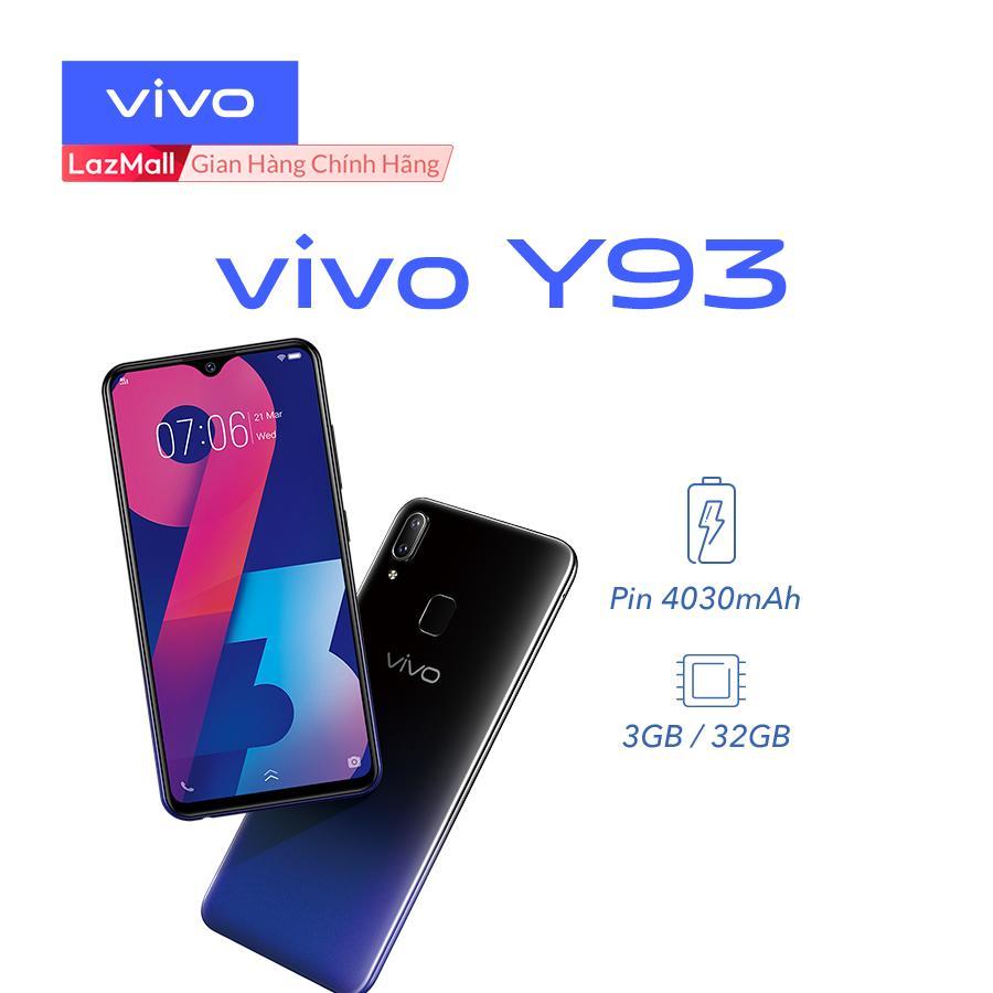 Vivo Y93 3GB/32GB Đen Ánh Sao/ Xanh Đại Dương