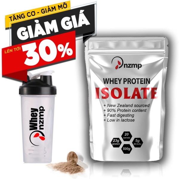 COMBO 5 Túi Sữa Tăng Cơ - Giảm Mỡ - Whey Protein Isolate NZMP cao cấp