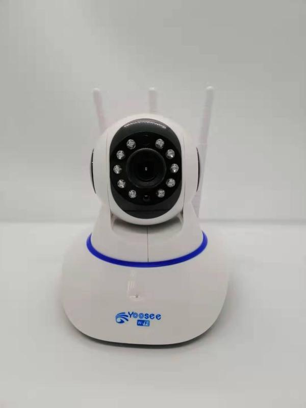 Camera wifi IP app YOOSEE 3 râu bắt sóng mạnh hình ảnh HD 720P  thích hợp dùng trong nhà có thể xem được mọi lúc mọi nơi