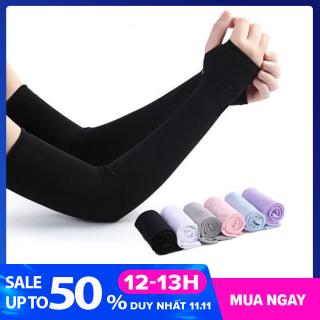 [HCM]Găng tay chống nắng xỏ ngón Aqua-X Lets Slim thumbnail