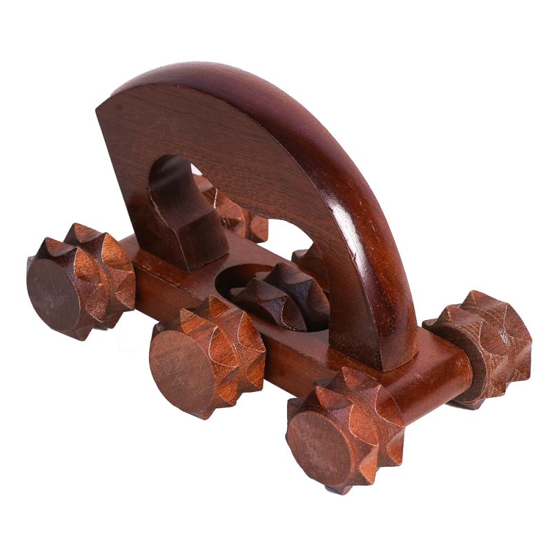 Bàn lăn gỗ massage đa năng 100 cao cấp
