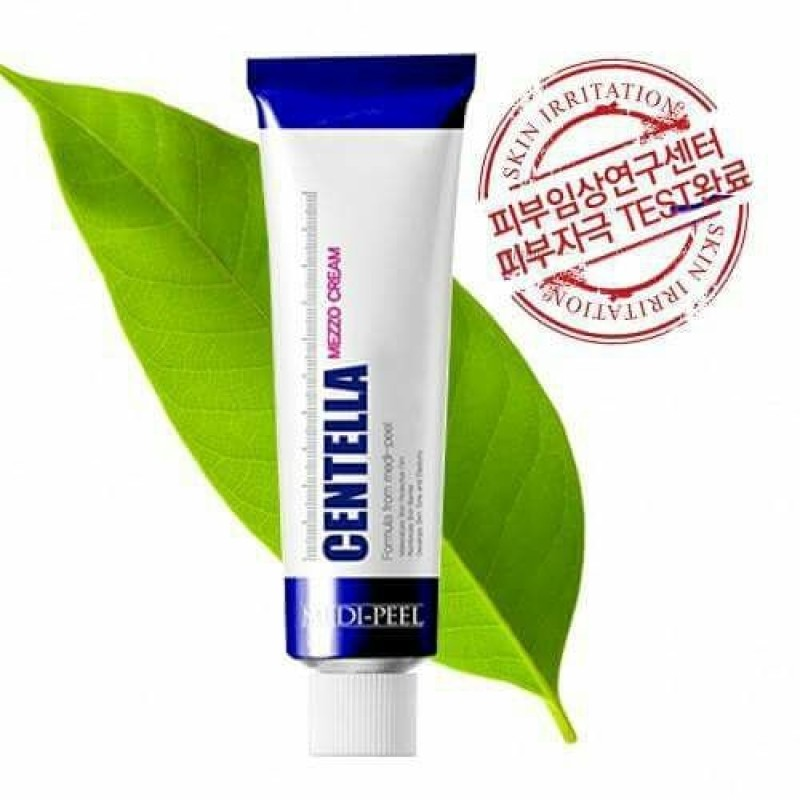 KEM DƯỠNG TRẮNG DA CHO DA MỤN Medi Peel Centella Mezzo Cream Hàn Quốc 30ml Frorence86 Store