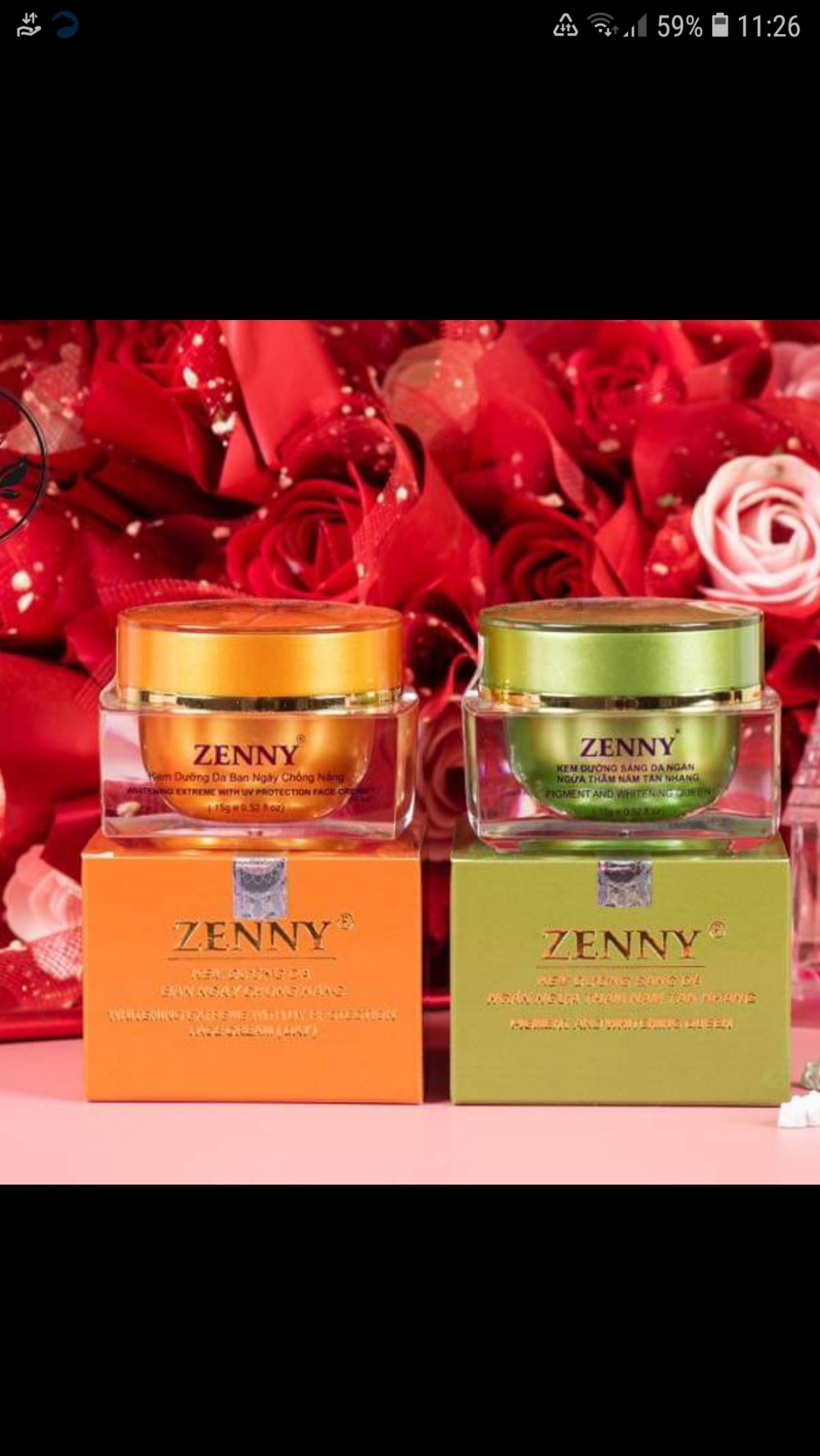 Combo Zenny nhập khẩu