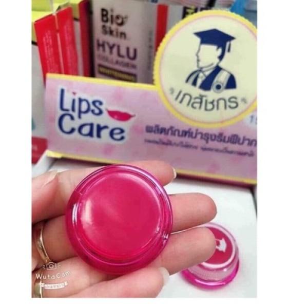 Son dưỡng thâm môi khô môi Lips Care Thái Lan