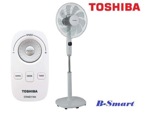 Quạt đứng remot Toshiba F-LSD10(H)VN