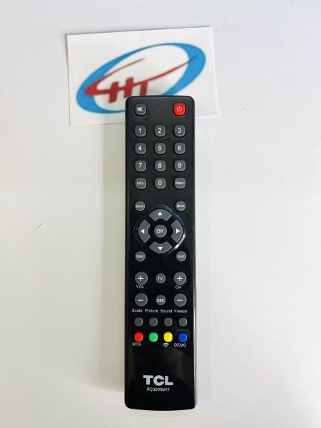 Bảng giá Remote Tivi TCL M11
