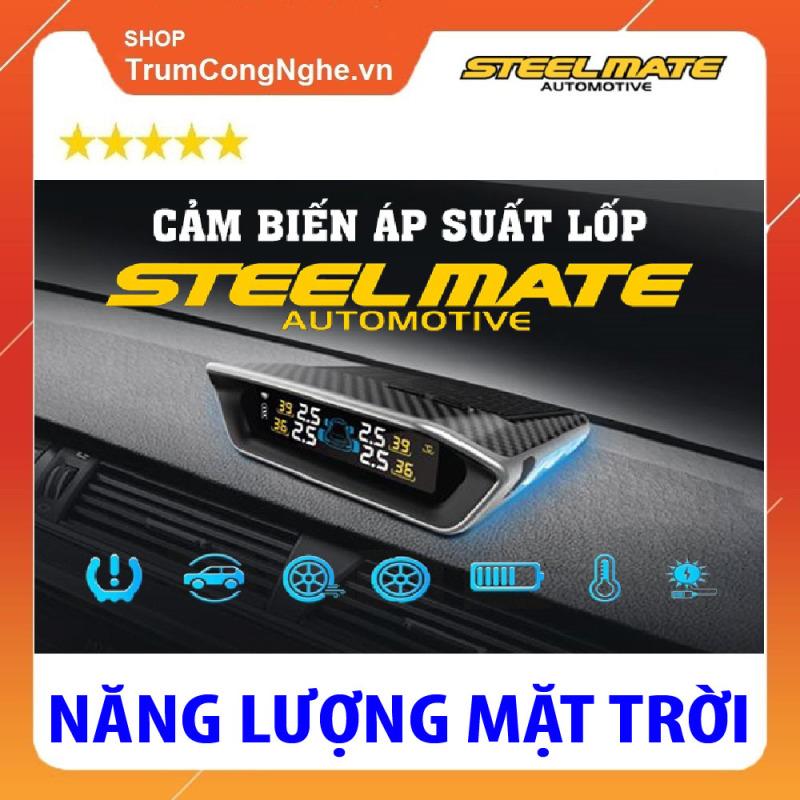 Cảm biến áp suất lốp Steelmate MT11 Chính Hãng Phân Phối Bảo Hành 3 Năm
