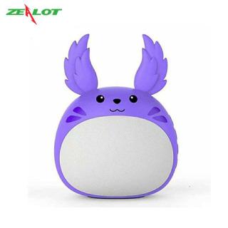 Loa bluetooth mini di động Zealot thú cưng dễ thương S28 kết nối với điện thoại máy tính nghe nhạc cực hay thumbnail