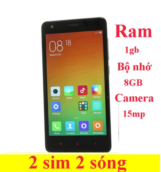Điện thoại cảm ứng 2 sim Xiaomi 2a giá rẻ lướt web chơi game