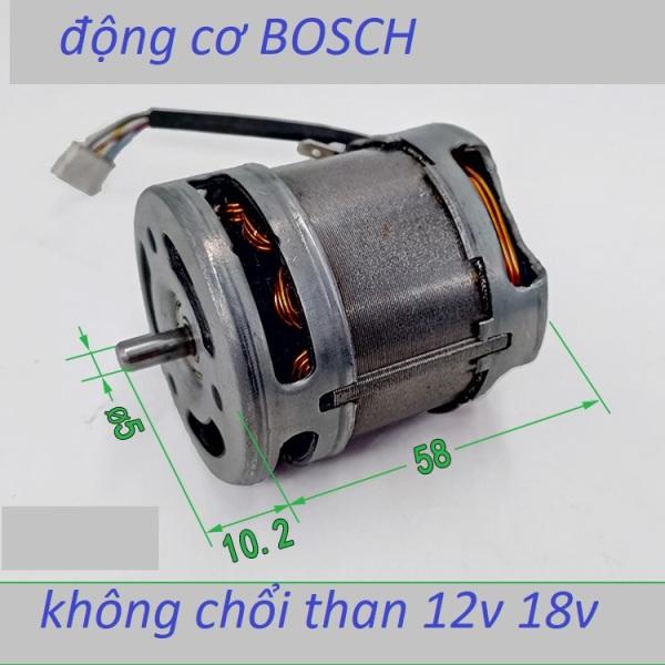 motor brushless không chổi than 12V 24V