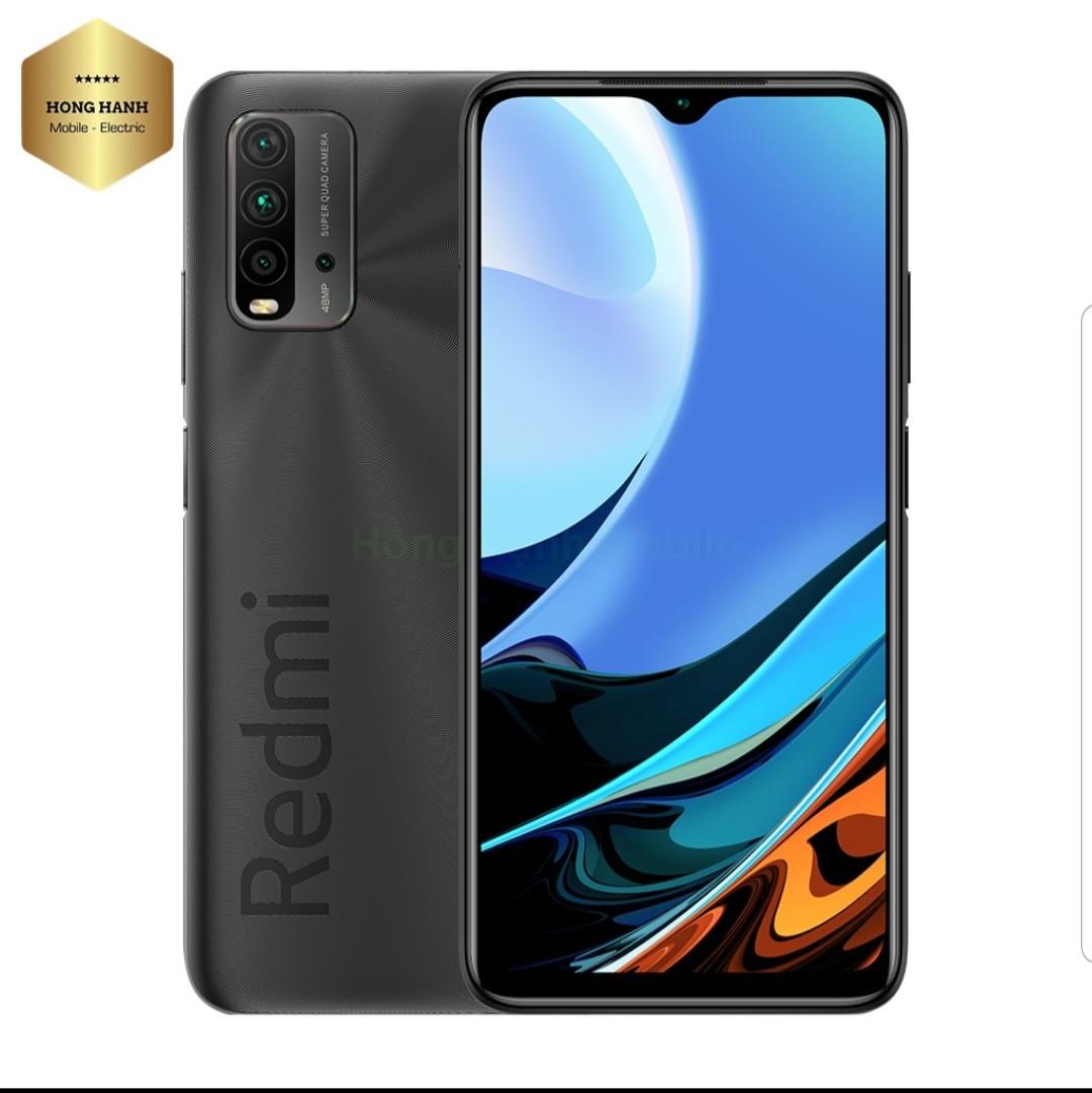 [Trả góp 0%]Điện Thoại Xiaomi Redmi 9T 6GB/128GB - Hàng Chính Hãng