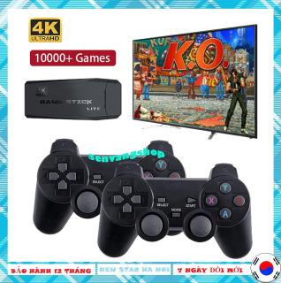 Máy chơi trò chơi trẻ em ps3000 4K Ultra Hd Game Stick - Máy chơi game không dây - tích hợp 10000 games - Bảo Hành 12 Tháng thumbnail
