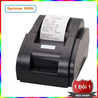 Máy in nhiệt XPrinter XP-58IIH - Máy In Hóa Đơn Xprinter 58IIH Khổ Giấy K58 - Máy in hóa đơn XPRINTER 58IIH - Khổ giấy 58mm thumbnail