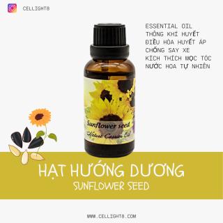Dầu nền hạt hướng dương - Sunflower carrier oil thumbnail