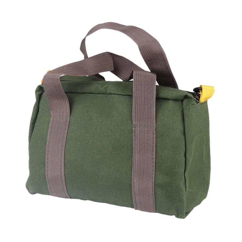 Multifunction Waterproof Oxford Cloth Tool Bags 12 inch Storage Carry Bags Portable Toolkit for Electrician Household