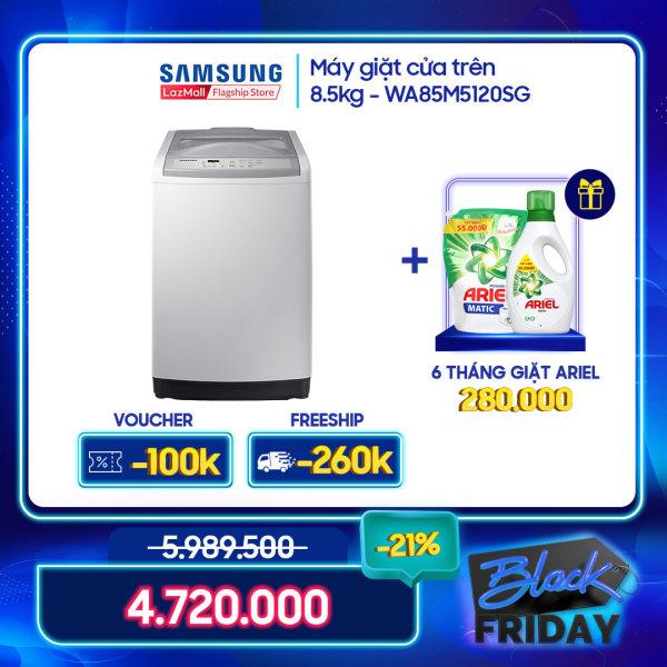 Bảng giá Máy giặt cửa trên Samsung 8.5kg – WA85M5120SG Điện máy Pico