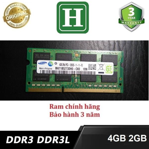 Bảng giá Ram Laptop DDR3L 4Gb bus 1600 - 12800s và các loại khác, bảo hành 3 năm Phong Vũ