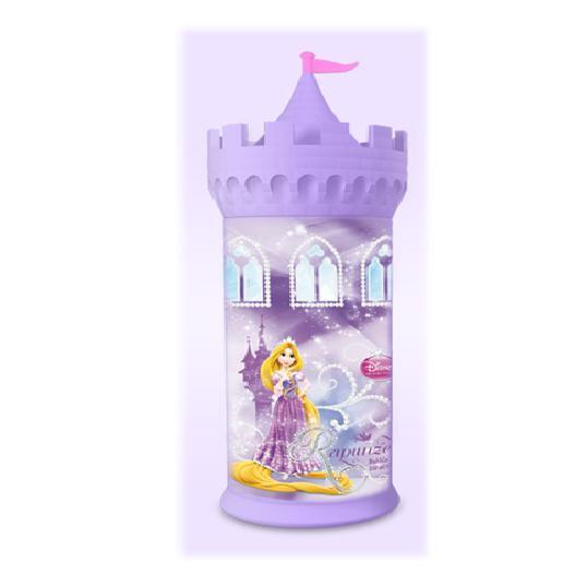 Sữa tắm bé gái Lâu Đài Công Chúa Disney RAPUNZEL (Công Chúa Tóc Dài) - 350ml