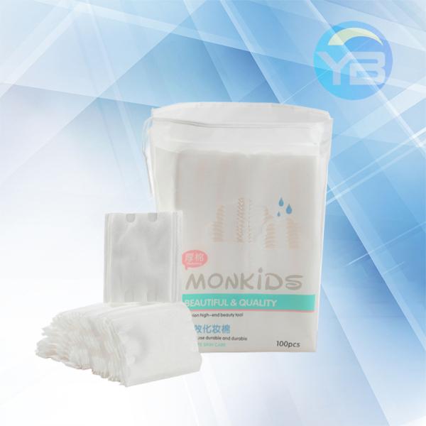Bông Tẩy Trang Monkids 100% cotton tốt nhất
