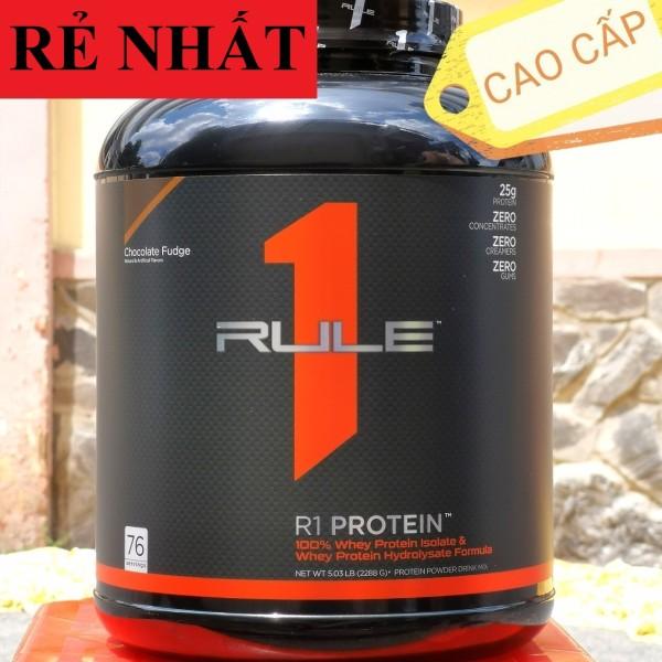 Thực Phẩm Bổ Sung Rule 1 Protein 5lbs