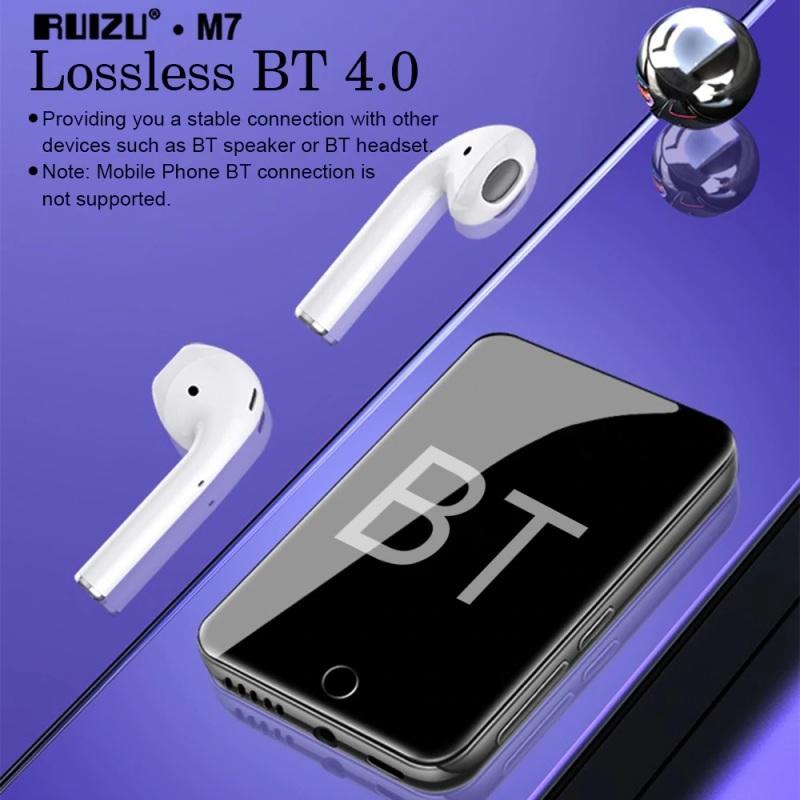 Lossless Music player Ruizu M7 - Máy nghe nhạc Ruizu M7 hỗ trợ Bluetooth 4.0