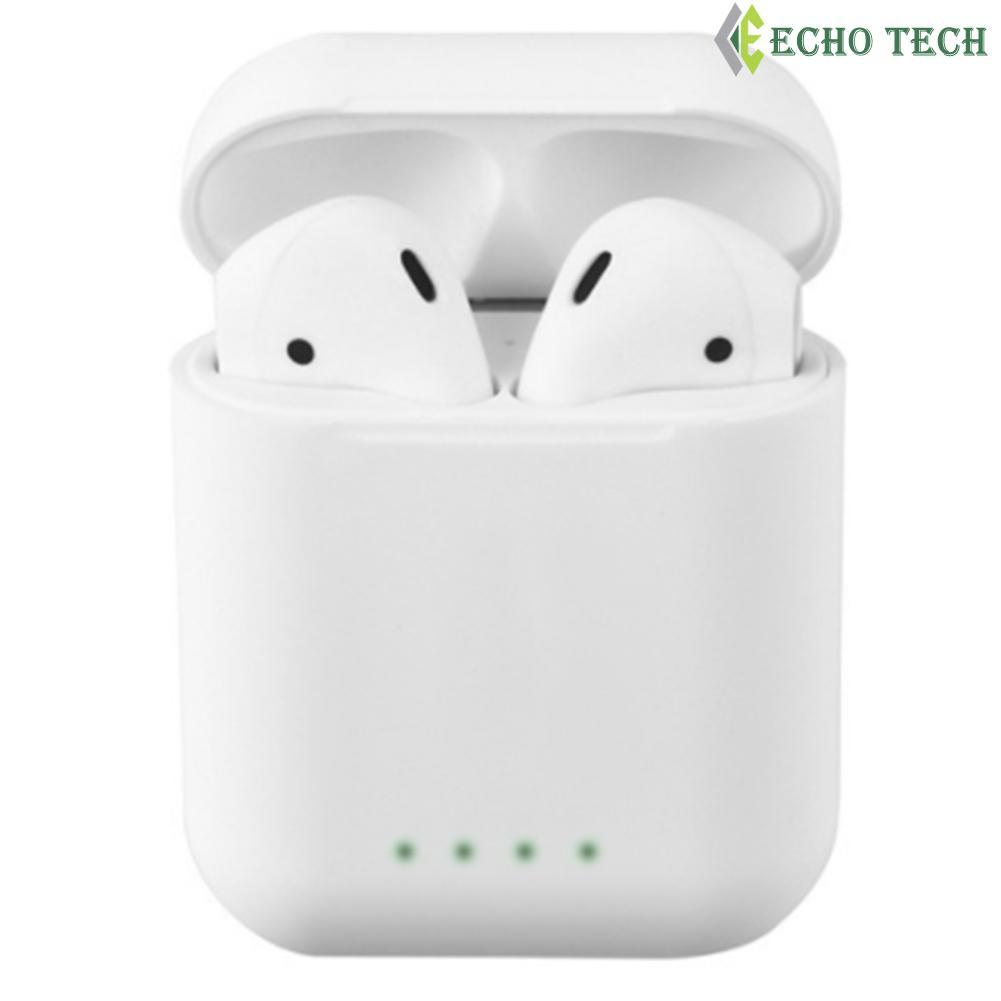 Echo Tech ♬ i88 TWS Wireless Bluetooth 5.0 Earphones Bass Stereo Earbuds w/Charging Box(New Store/High Quality/Low Price)