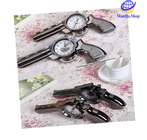Nơi bán Đồng hồ báo thức thời trang sáng tạo hoang dã, Đồng hồ Retro phiên bản ĐỘC - LẠ